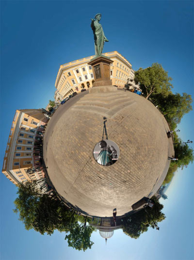 Odessa 360 - about